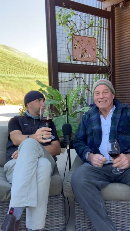 Dave is an organic farmer of grapes and walnuts and a darn good nextdoor neighbor. Hear us chat about organic farming, Paso history, and much more!